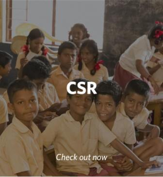 V2retail CSR